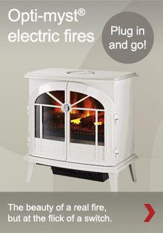 Electric fires, Quantum heaters, renewable heating and hot water
