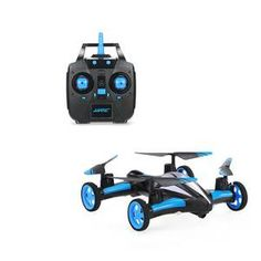 New Hot JJRC H23 2.4G 4CH 6Axis 3D Flips Flying Car One Key Return Outdoor Toys Mini Drone RC Quadcopter RTF For RC Toys Kids
