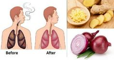 Top 10 Foods That Every Smoker Must Eat To Clean Their Lungs