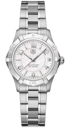 Best TAG Heuer watch prices Women's WAF1311.BA0817 Aquaracer Quartz Watch : Watch | Best Discount Shopping Websites