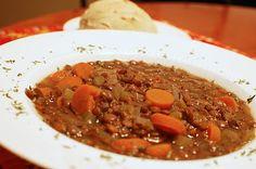 Lentil Soup | alittlenosh.net