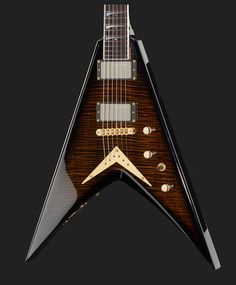 Dean Guitars V Dave Mustaine LTD Tiger Eye - Thomann España
