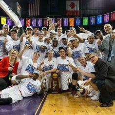 UCM Boys Basketball - the 2014 National Champions!