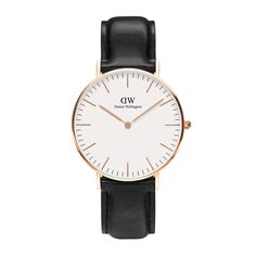 The Classic Sheffield (36mm) in Rose Gold by Daniel Wellington