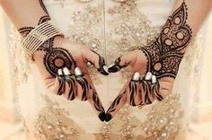Fresh Henna Mehndi Designs 2014-15 For Girls