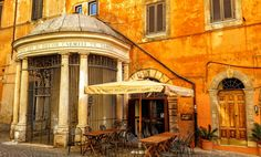 Jewish Getto, Rome, by Mirela Felicia Catalinoiu