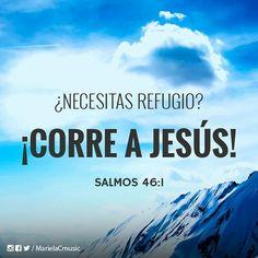 Corre a Jesús!!