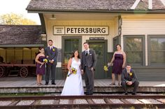Melissa Weber Photography shot this beautiful wedding at the Waterloo Region Museum and Doon Heritage Village.