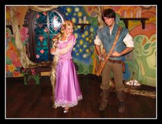 Tangled Couples Costumes for Halloween, this is sooo adorable!