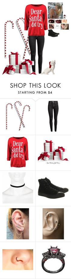 """""""""""Misery Business"""" - Paramore"""" by wonderland-13-swift ❤ liked on Polyvore featuring Grandin Road, H&M, Boohoo, Watson's, River Island and Converse"""
