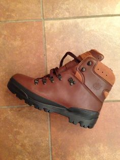 MENS TIMBERLAND 40th anniversary EURO HIKERS