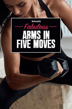 If your arms are an area that you want to transform, this workout can definitely help! Strong and beautiful arms are just a few months away with our fabulous arms in five moves workout. Best Workout Routine, Best Workout Plan, Workout Routines For Women, Workout Men, Workout Tips, Lifting Workouts, Fun Workouts, At Home Workouts, Beginner Workouts