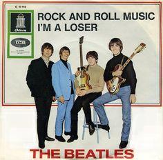 The Beatles – Rock And Roll Music / I'm A Loser – Original Vinyl-Single ODEON O 22 915 aus dem Jahre 1964 Vinyl gut, Copy Cover. Foto Beatles, The Beatles 1, Beatles Art, Beatles Photos, John Lennon Beatles, Beatles Album Covers, Beatles Albums, Music Covers, Ringo Starr