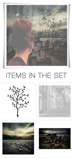 don't use big words, they mean so little by vanessadxy on Polyvore featuring art, artset, vdxyartset and TalisLittleTag