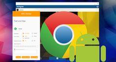 Corre aplicaciones Android en tu navegador con esta extension