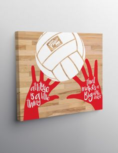 Great ideas for volleyball coaches gifts, kids rooms and more!