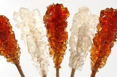 How to Make Rock Candy the Easy Way (breaking candy in pan instead of letting it grow)