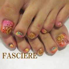 Ethnic toenails