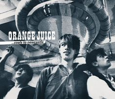 Orange Juice /w Edwyn Collins, 1982