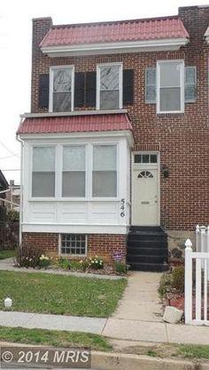 546 Benninghaus Rd, Baltimore, MD 21212