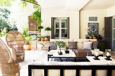 Tour a Madrid Home We'd Move Right Into via @mydomaine