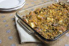 Recipe: Skinny Green Bean and Potato Casserole