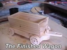 Free tutorial about how to make a wooden Train Set!!!