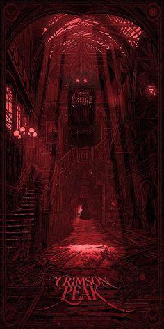 Crimson Peak (Variant) – Mondo