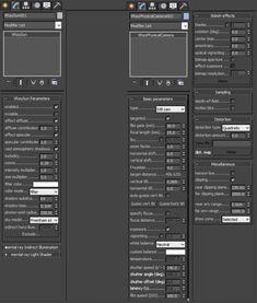Interior VRaySun/Sky and camera settings 3d Max Tutorial, Blur, Vray Tutorials, 3d Max Vray, 3d Interior Design, 3d Architectural Visualization, 3ds Max Models, 3d Studio, Camera Settings