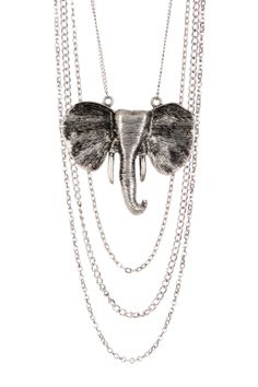 Pacyderm Chain Necklace on HauteLook