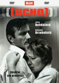 Ucho / The Ear 1970 Psychological Drama Karel Kachyna Czech DVD for sale online Movie Plot, We Movie, The Wave 2008, Hocus Pocus Dvd, Life Of Pi, Foreign Movies, 2012 Movie, Information Poster, Blu Ray Movies