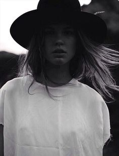 hat and top.