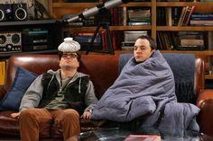 I love when Sheldon's sick (The big bang theory)