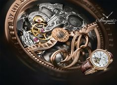 The history of Breguet watches