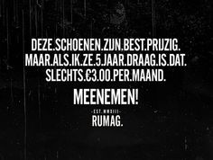 Funny Quotes, Life Quotes, Dutch Quotes, Totally Me, Story Of My Life, Quote Of The Day, Mindfulness, Humor, Feelings