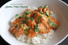 Chicken Tikka Masala – IN A CROCK POT!!!!!! Yep, you heard me! When I saw this on Pinterest, I just had to try it. I adore Chicken Tikka Masala and although I'm quite happy with the America's Test ...