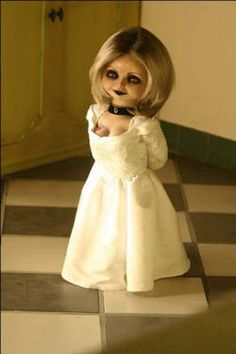 Valentine Ray Valentine Ray Huevos cocotte pre order: Seed of Chucky: Tiffany Doll child's play