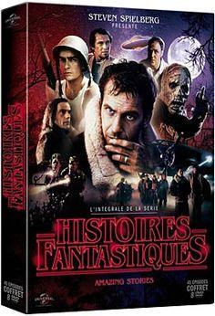 Alors que la saison 1 de la série 'Histoires fantastiques' était sorti dans un coffret DVD en 2006, mais que la saison 2 n'avait jamais suivi, voici qu'un c ...