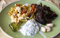 Huvilaelämää ja mökkiruokaa: Ensimmäinen pääsiäispäivä: aurinkoa ja nyhtölammasta