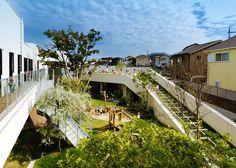 Galería de Jardín infantil y guardería KM / HIBINOSEKKEI + Youji no Shiro - 1