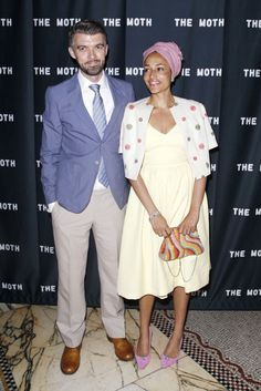 Nick Laird & Zadie Smith :: Storytelling Is a Magical, Ruthless Discipline