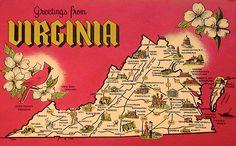 I love Virginia