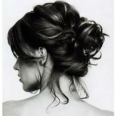 my go-to hair style. This is my work out & when I go to work hair style. lol I love it!!!