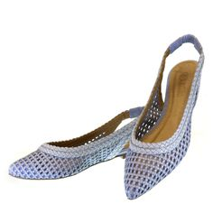 Sapatilha Tressê azul 3298 | Moselle sapatos finos femininos! Moselle sua boutique online. Best Flats, Slingback Flats, Leather Flats, Flat Shoes, Chanel, Footwear, Classy, Clothes For Women, Sandals