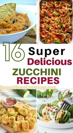 It seems like there is always a surplus of zucchini in the garden. Here is a round-up of some of the best zucchini recipes. Lunch Recipes, Dinner Recipes, Keto Recipes, Paleo Meals, Tartiflette Recipe, Best Zucchini Recipes, Zucchini Ravioli, Veggie Dishes, Vegetable Recipes