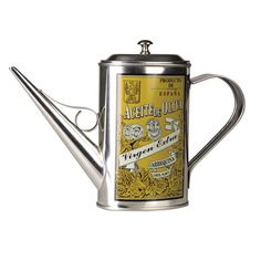 Ibili stainless steel Olive Oil can Arbequina Home Gadgets, Kitchen Gadgets, Olives, Arbequina Olive Oil, Olive Oil Dispenser, Kitchenware, Tableware, Olive Tree, Handmade Crafts