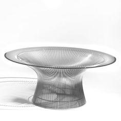 """36"""" Platner Coffee Table"""