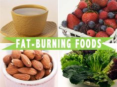 These 4 foods will help you burn fat and keep your tummy from bloating