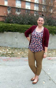 Undergraduate Style: Back in Maroon