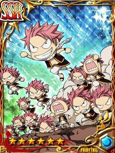 Horde of mini natsus Manga Fairy Tail, Arte Fairy Tail, Fairy Tail Natsu And Lucy, Fairy Tail Guild, Anime Fairy, Fairy Tail Games, Fairy Tail Ships, Nalu, Manga Anime